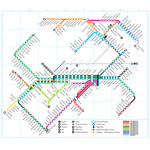 Gautrain Rail Map